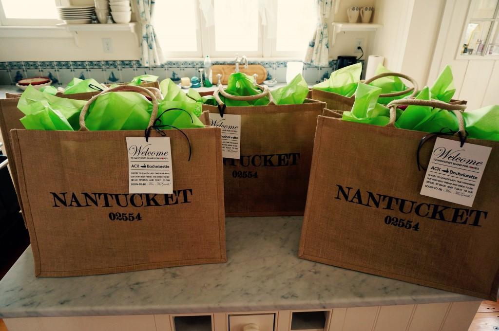 nyc travel blog nantucket ladyhattan gift bags celebrations