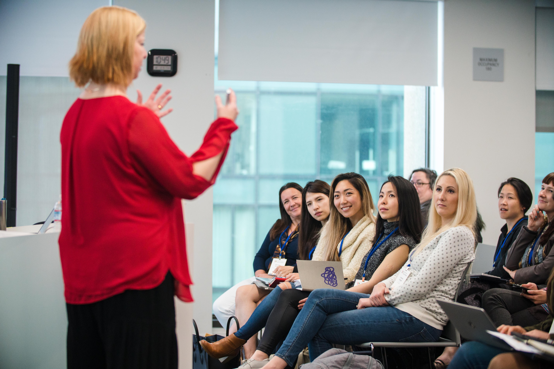 Women's Startup Lab Speaker