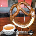 beer cheese, bavarian pretzel, industrial taphouse, eat local, beer, wine on tap, burgers, shakes, ashland virginia, cotu