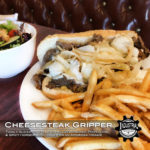 authentic cheesesteak, industrial taphouse, eat local, beer, wine on tap, burgers, shakes, ashland virginia, cotu