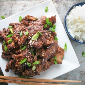 Bulgogi Beef Japan Go