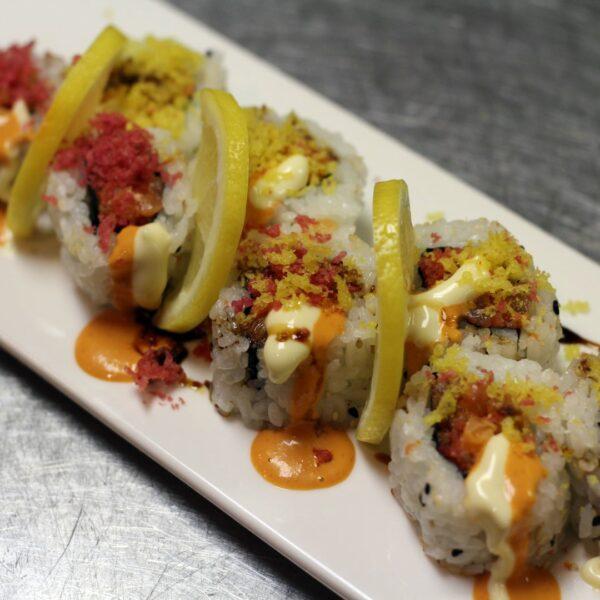 spicy tuna roll(8pcs)