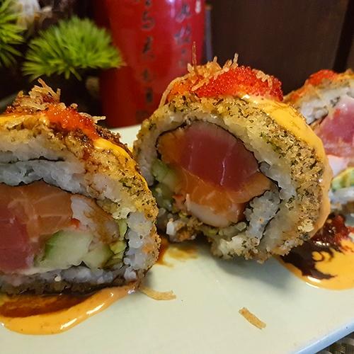 Japango Crunch house roll(10pcs)