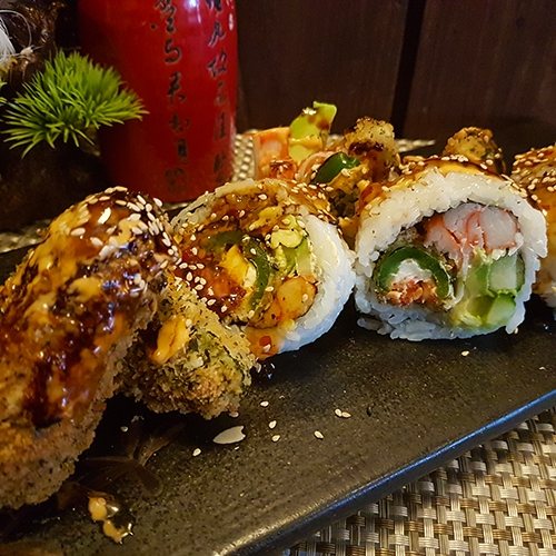 Spicy Mexican Jalapeno roll(10pcs)-1