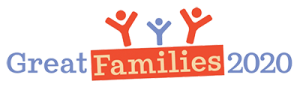 Great Families 2020 color logo