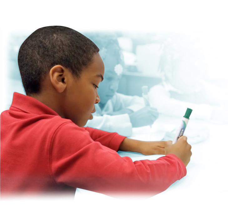 Child Writing Education