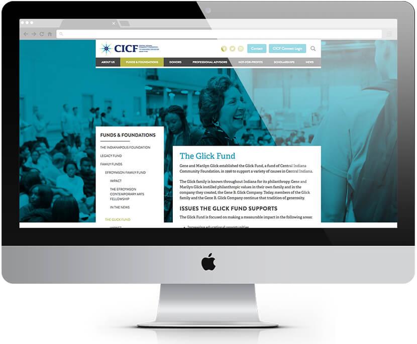 Glick Fund Website