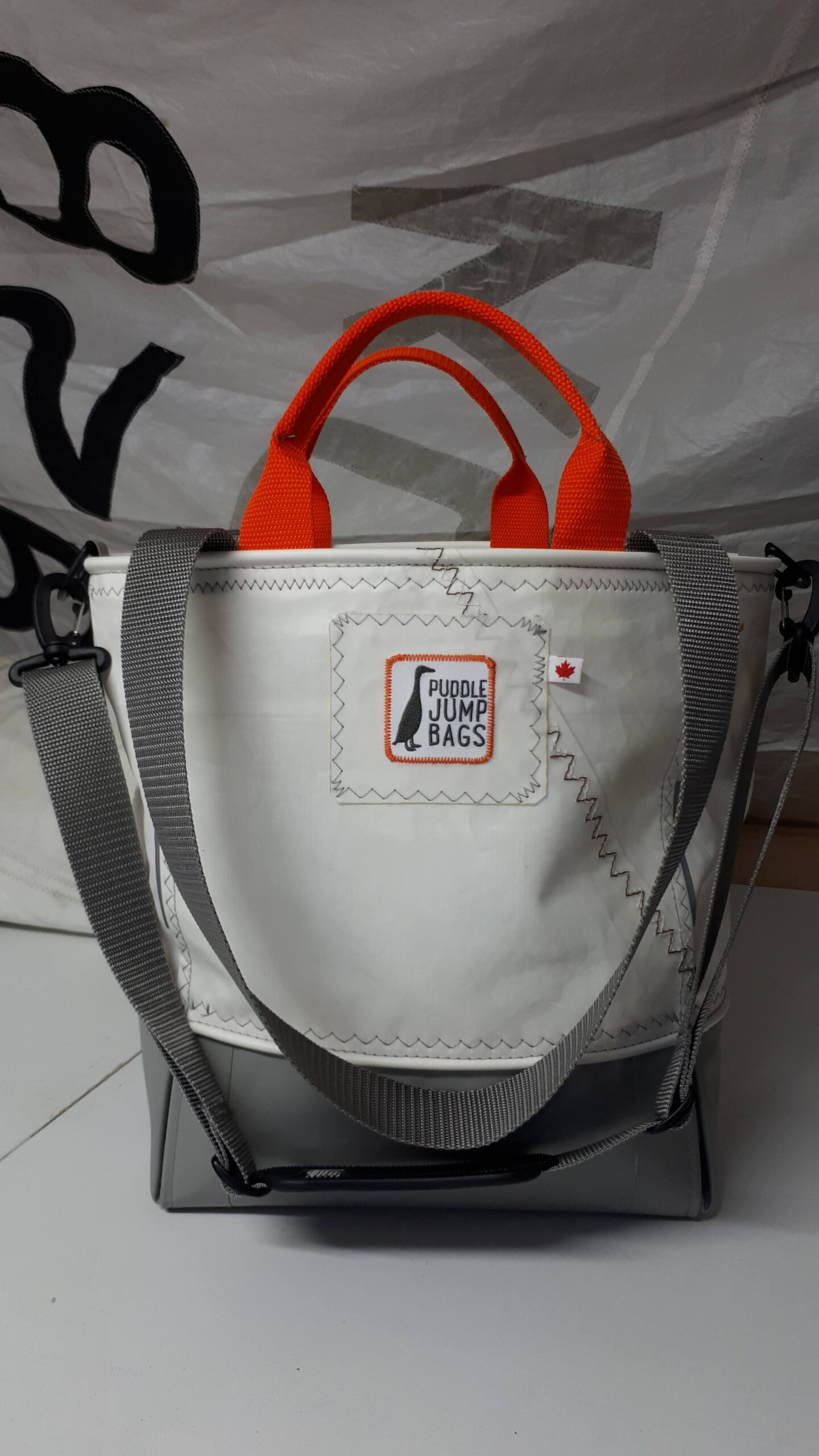 marina bag - front