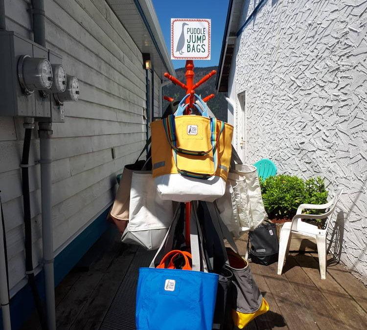 Cowichan Bay Marina has PJBs!