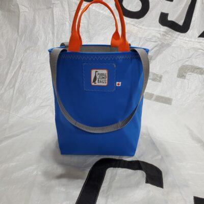 Market Bag - Pacific Blue