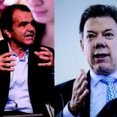Las mejores Frases de Juan Manuel Santos y Oscar Iván Zuluaga