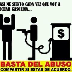 Protegido: ¿Quiénes se benefician del alza de la Gasolina en Colombia?
