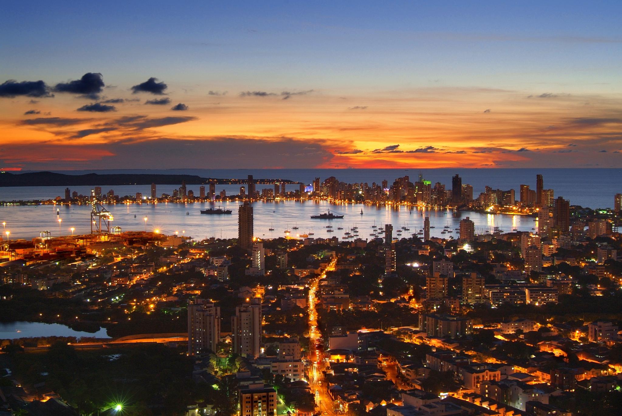 Cartagena no pasó el año, Ineficiencia o CORRUPCIÓN?