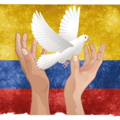 Los odios incendian y matan. ¡Queremos paz!