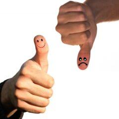 ¿Debemos alejarnos de las personas negativas?
