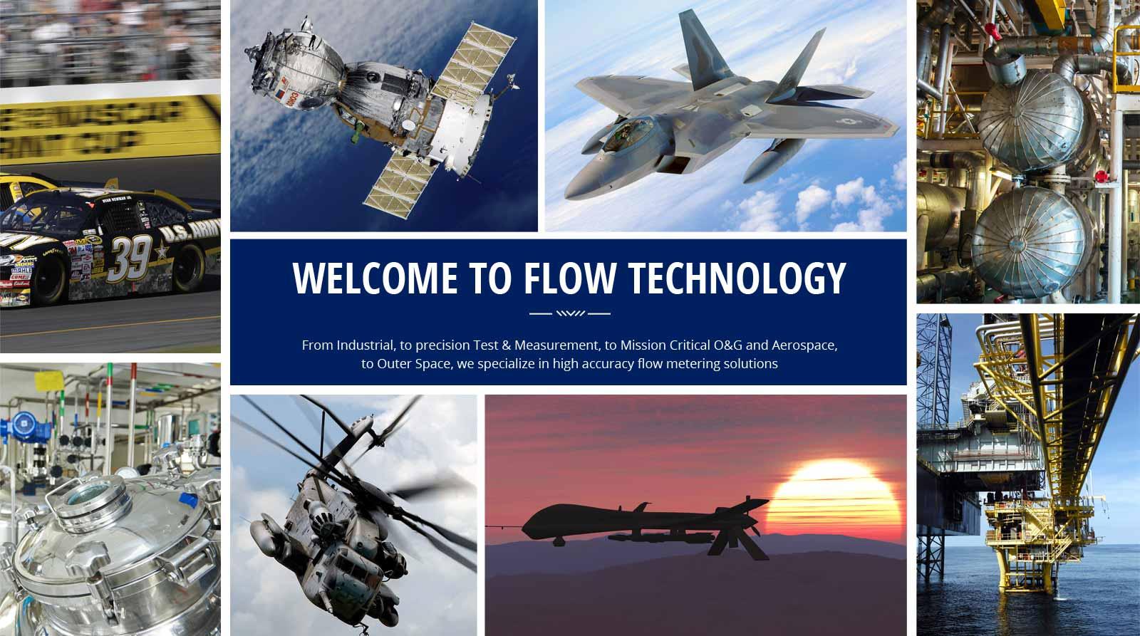 Flow Technology manufactures turbine flowmeters, positive displacement flowmeters, electromagnetic flowmeter, ultrasonic flowmeters, flowmeter calibrators, and offers repair/calibration services.