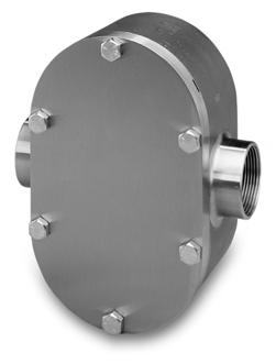 Decathlon Series positive displacement flowmeters by Flow Technology