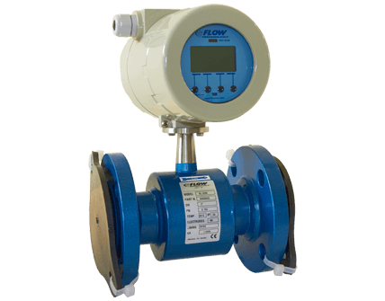 The MC608B is a totally standalone battery-operated mag meter transmitter from Flow Technology of Tempe, AZ.
