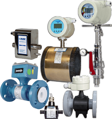 EL Series of mag meters from Flow Technology for water cycle and process applications.
