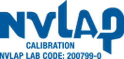 Flow Technology's primary standard flowmeter calibration lab is NVLAP accredited.