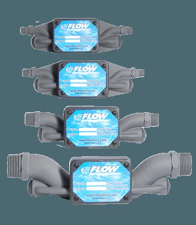 In-line liquid ultrasonic flow meters QCT Series