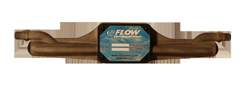 ultrasonic Inline flow meter - QLM Series