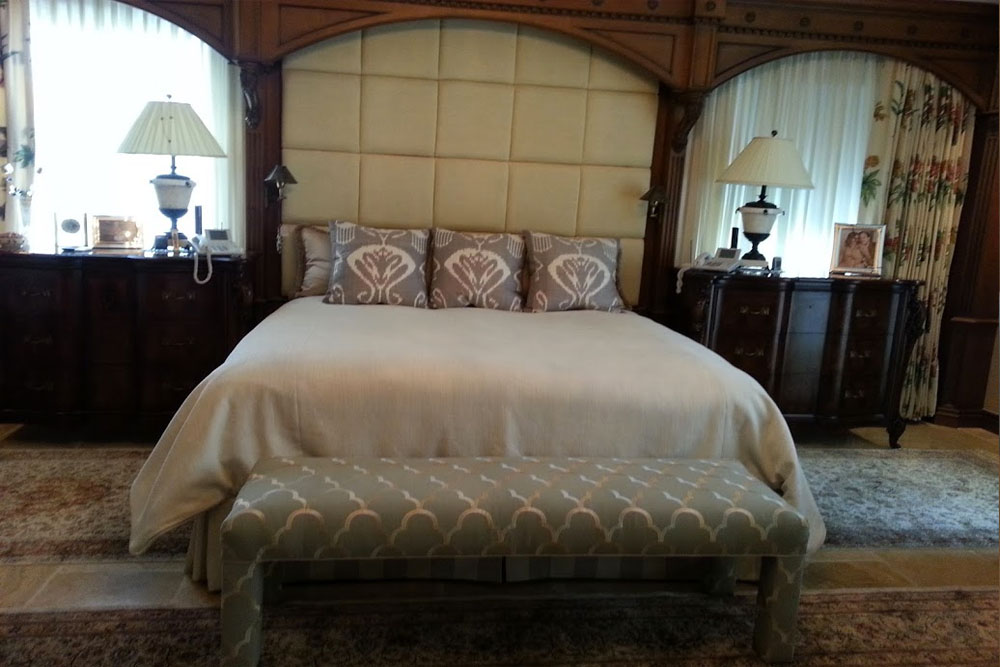 Custom Bedding Fort Lauderdale