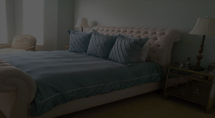 Custom Bedding South Florida
