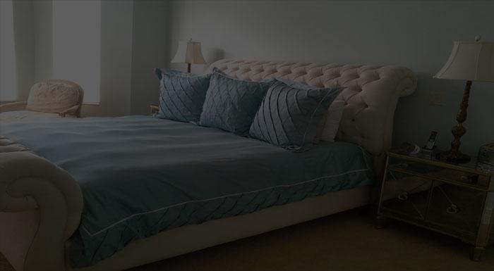 Custom Bedding South Florida