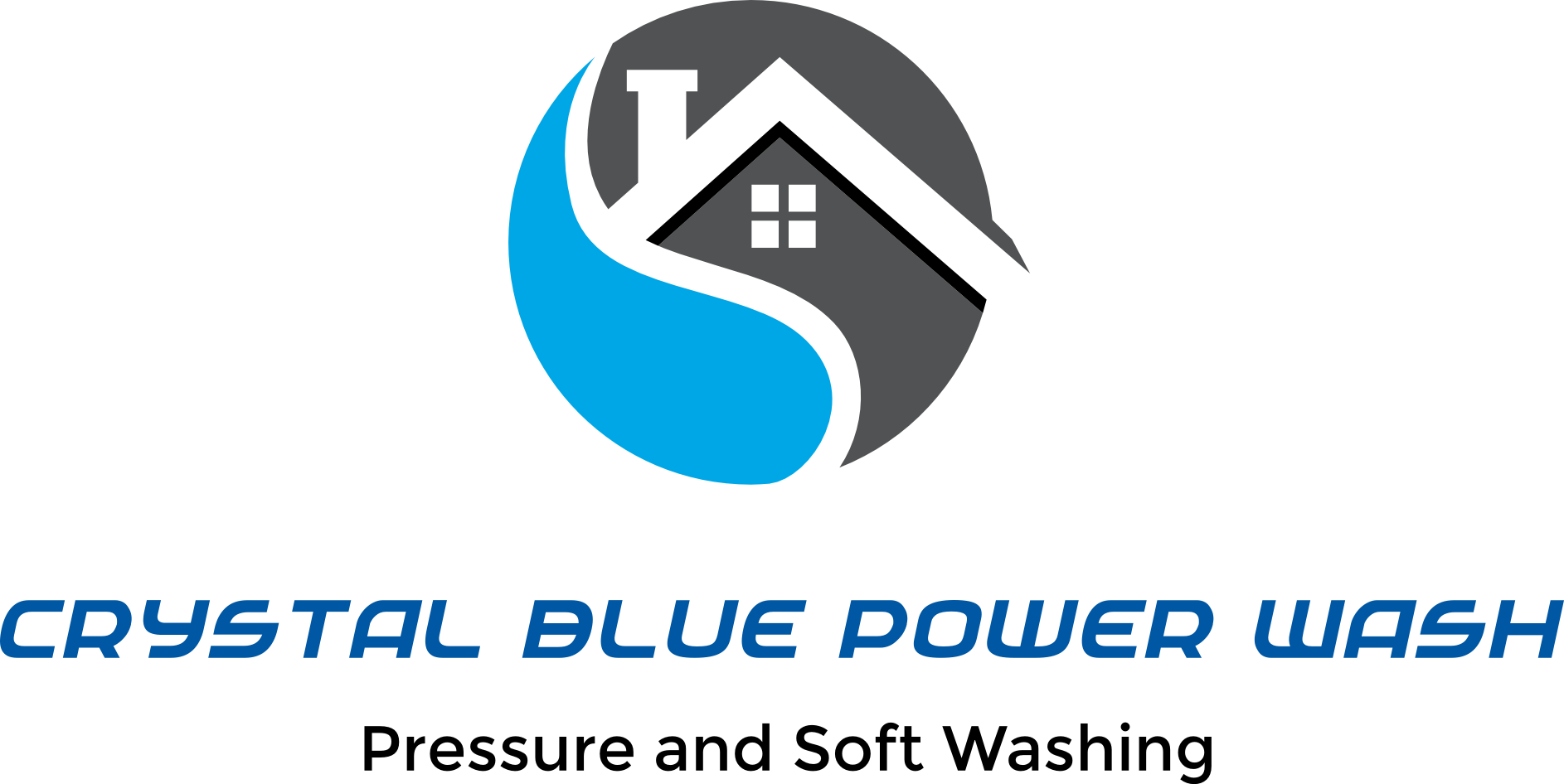 Crystal Blue Power Wash