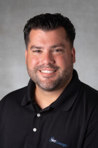 Nick Eckman, Director of Infrastructure Services, NetCenergy