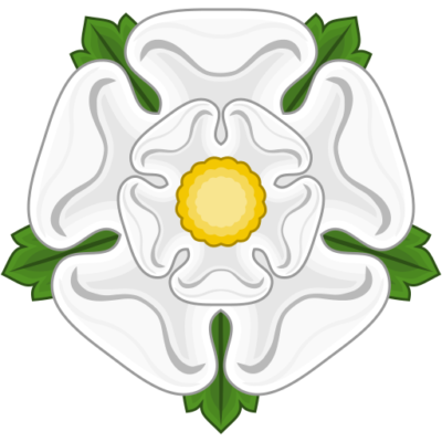 White Rose Badge Of York