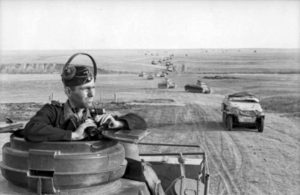 Russland-Süd, Panzersoldat