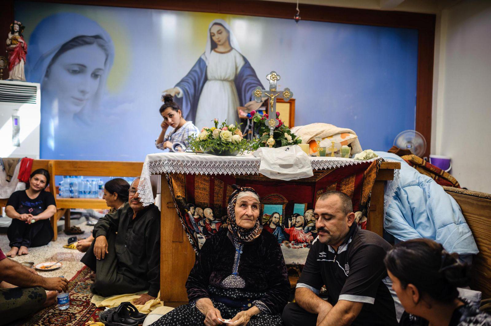 Persecuzione cristiani mondo arabo