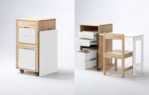 Ludovico Office di Claudio Sibille per Expand Furniture