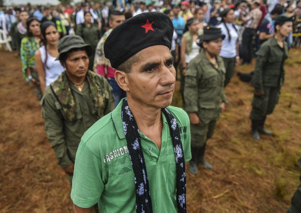 Finisce guerriglia ETA FARC Mafia