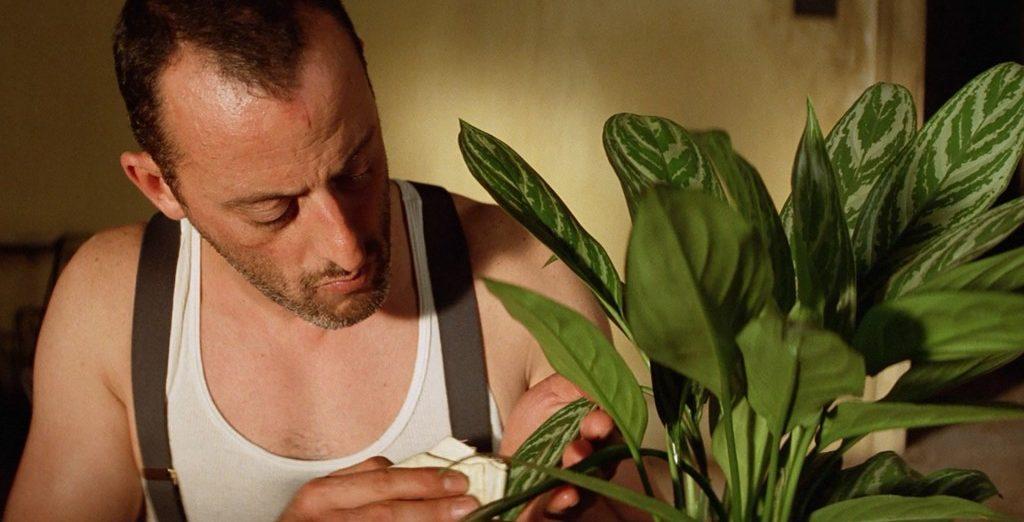 Jean Reno in Léon