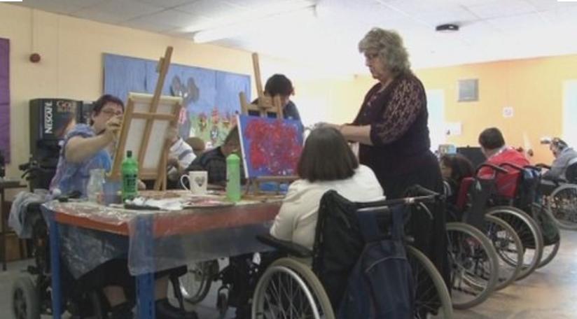 Disabili e arteterapia