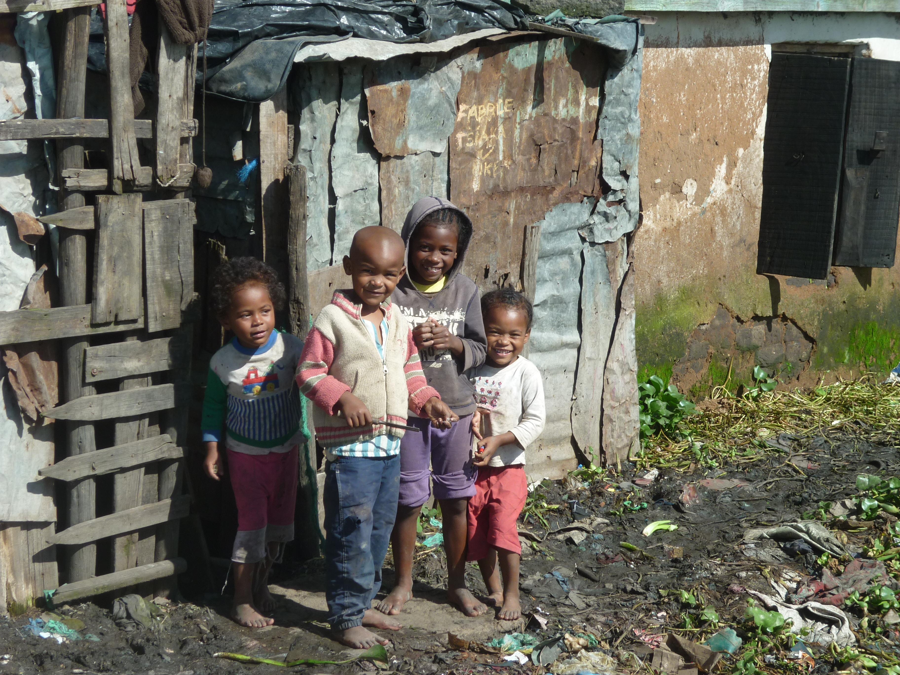 Madagascar missione