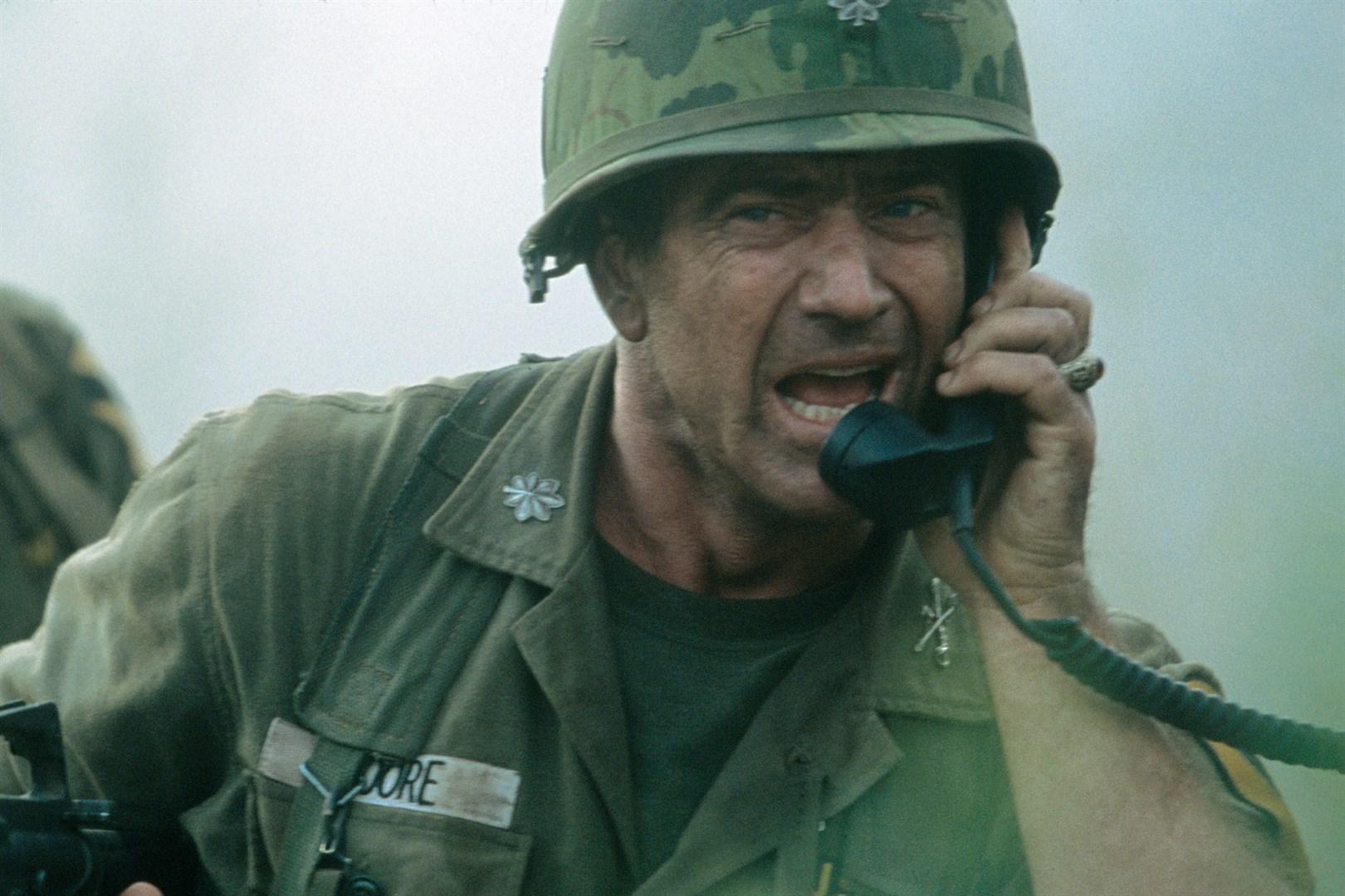 "battaglia Ia-Drang Vietnam: ""We Were Soldiers"""