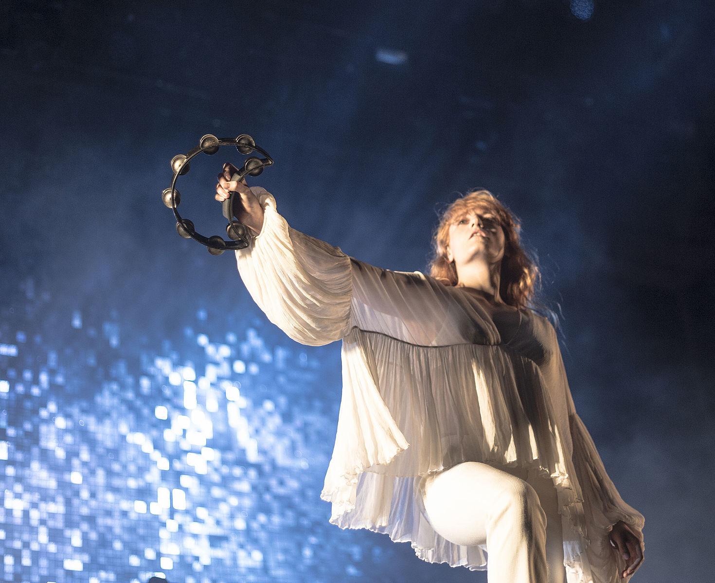 Florence Welch: il carisma di una frontwoman