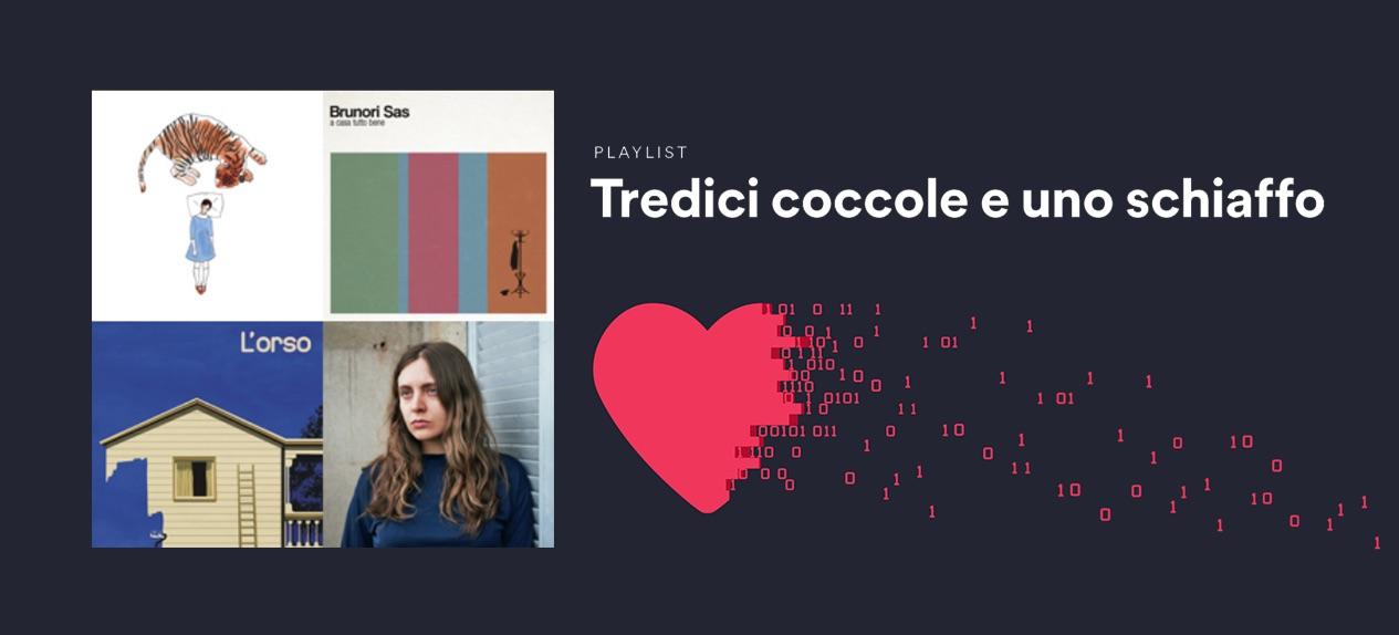 playlist spotify amore
