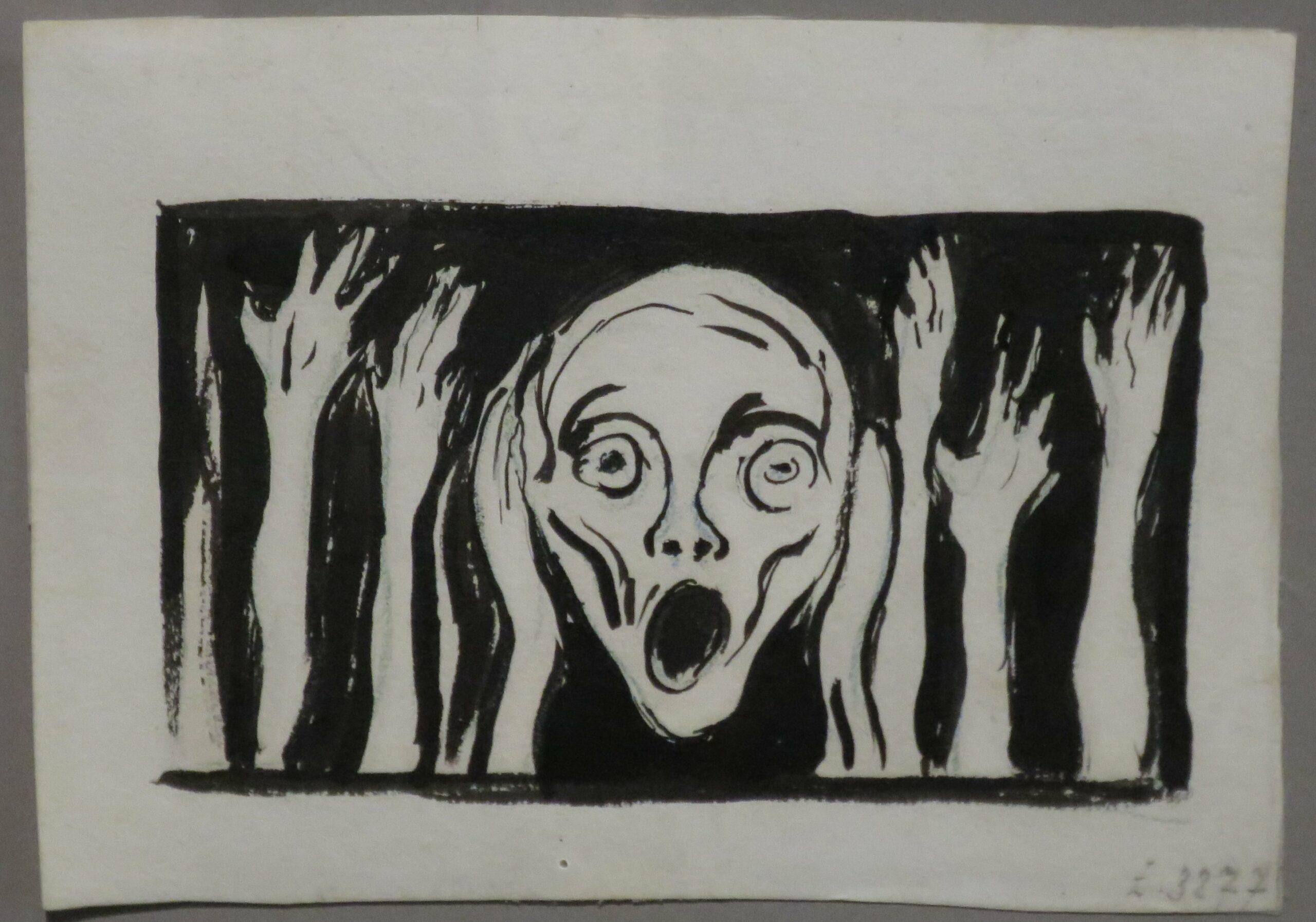 Edvard Munche, L'urlo