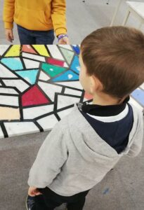 Un piccolo artista ad Artissima Junior