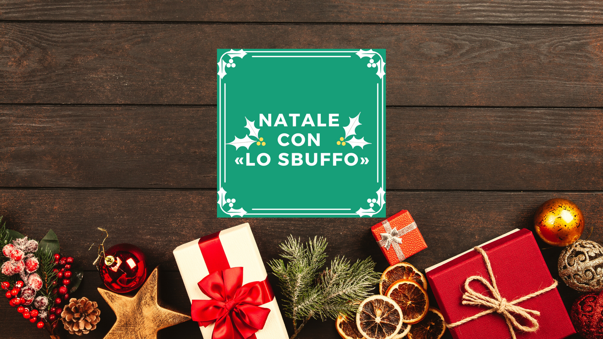 Natale Playlist Spotify Lo Sbuffo