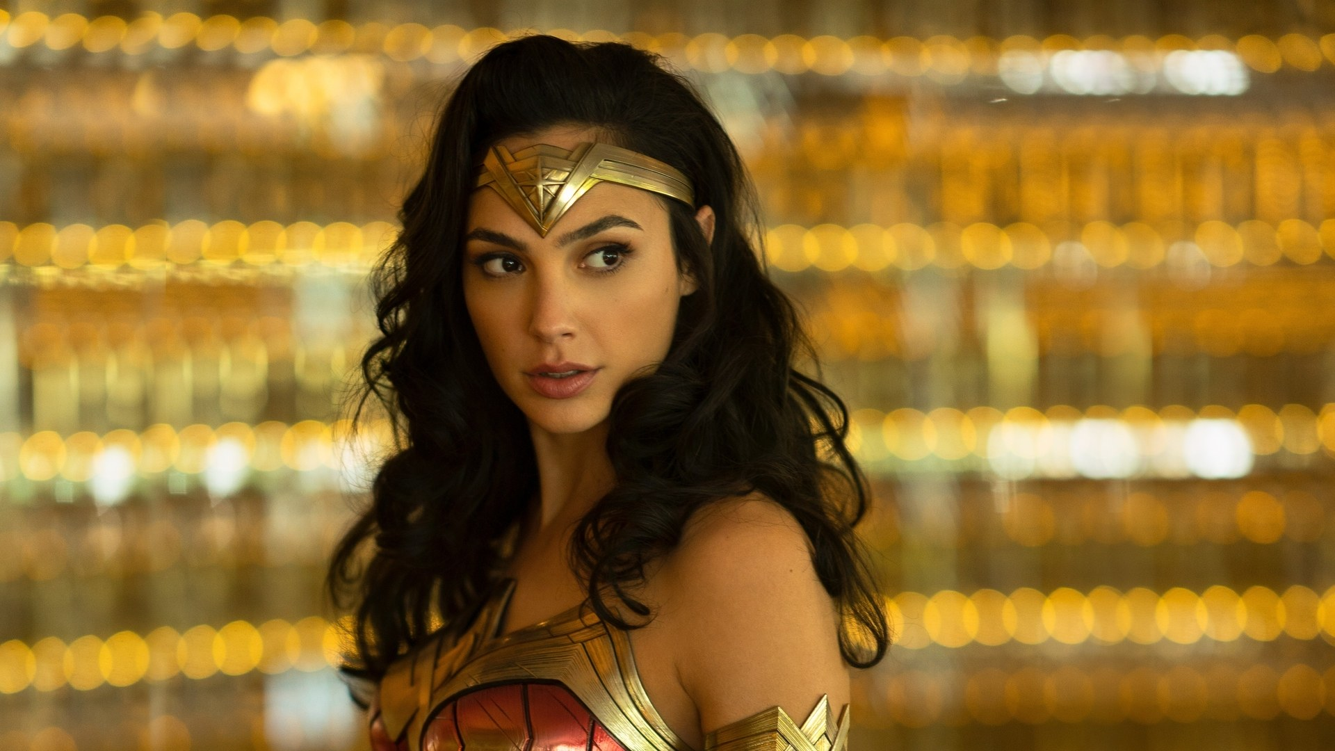 """Wonder Woman 1984"": il ritorno di Gal Gadot"