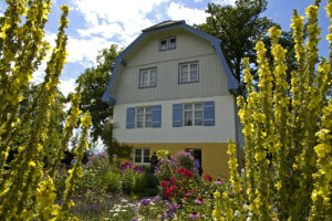 La casa di Murnau, Gabriele e Kandinskij
