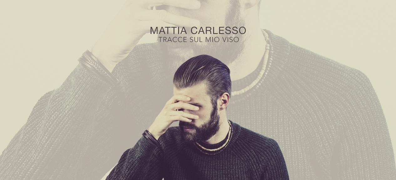 Mattia Carlesso Tracce sul mio viso anteprima