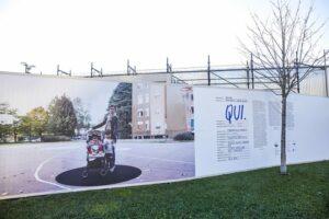 Francesco Jodice, progetto Qui, quartiere Santa Giulia, Milano