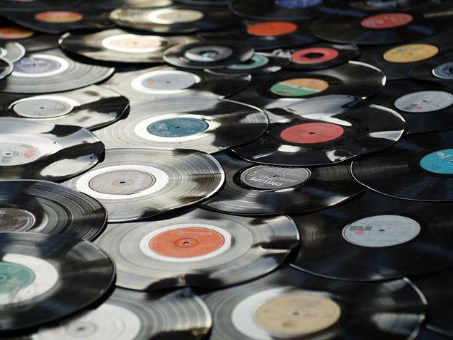 dischi spotify